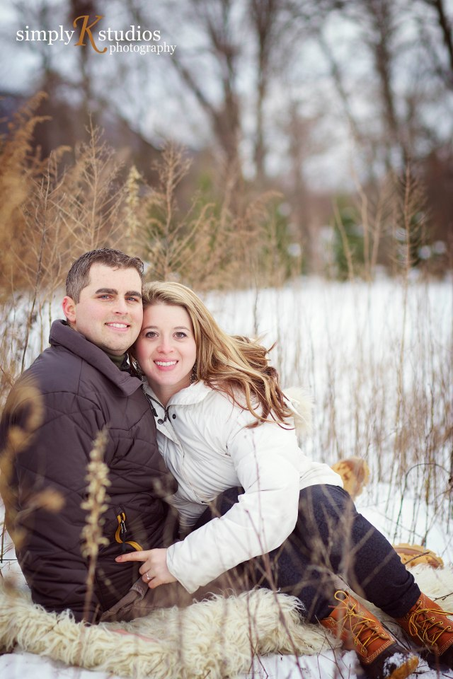 Connecticut Engagement Photos