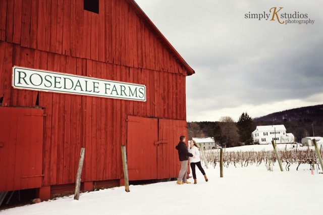Rosedale Farms Wedding Photos Simsbury CT