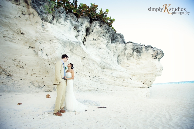 wedding photography at the royal cancun